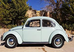 خودروهای کلاسیک در شیراز گرد هم میآیند