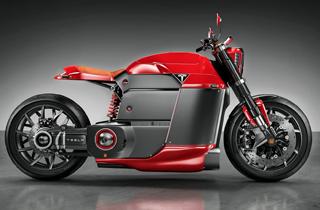 دوکاتی موتور سیکلت برقی تولید میکند