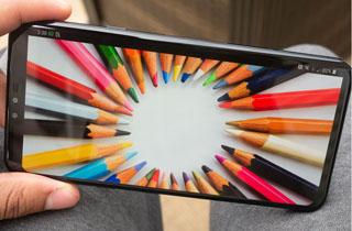 عرضه زودهنگام گوشی هوشمند LG G8