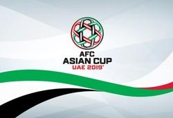 برنامه نهایی مرحله یک چهارم نهایی جام ملتهای آسیا