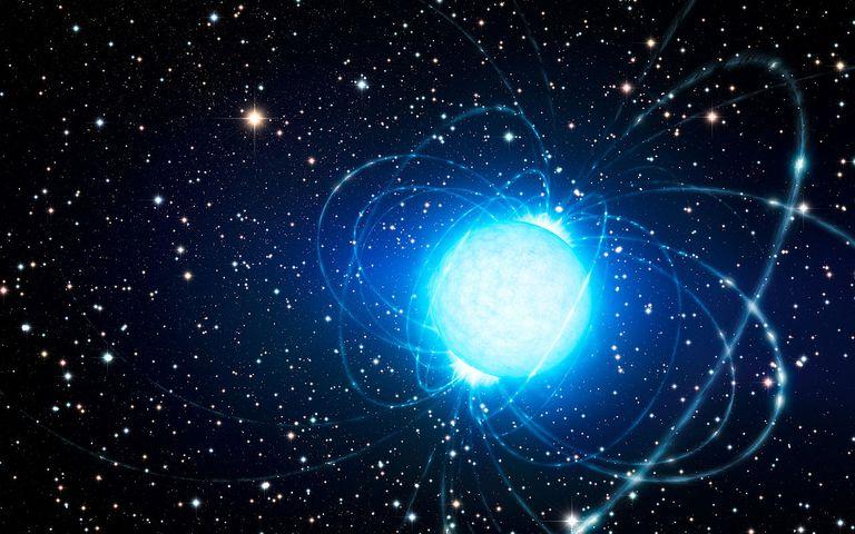 فلزات گرانبهایی که ستارگان در فضا پراکنده میکنند/ستاره نوترونی را بیشتر بشناسید