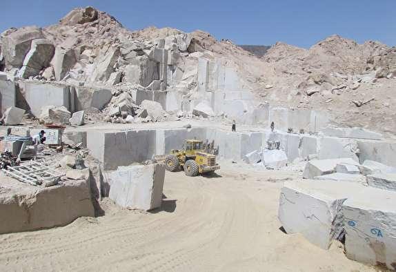 باشگاه خبرنگاران - فعالیت ۲۰ معدن سنگ گرانیت در همدان