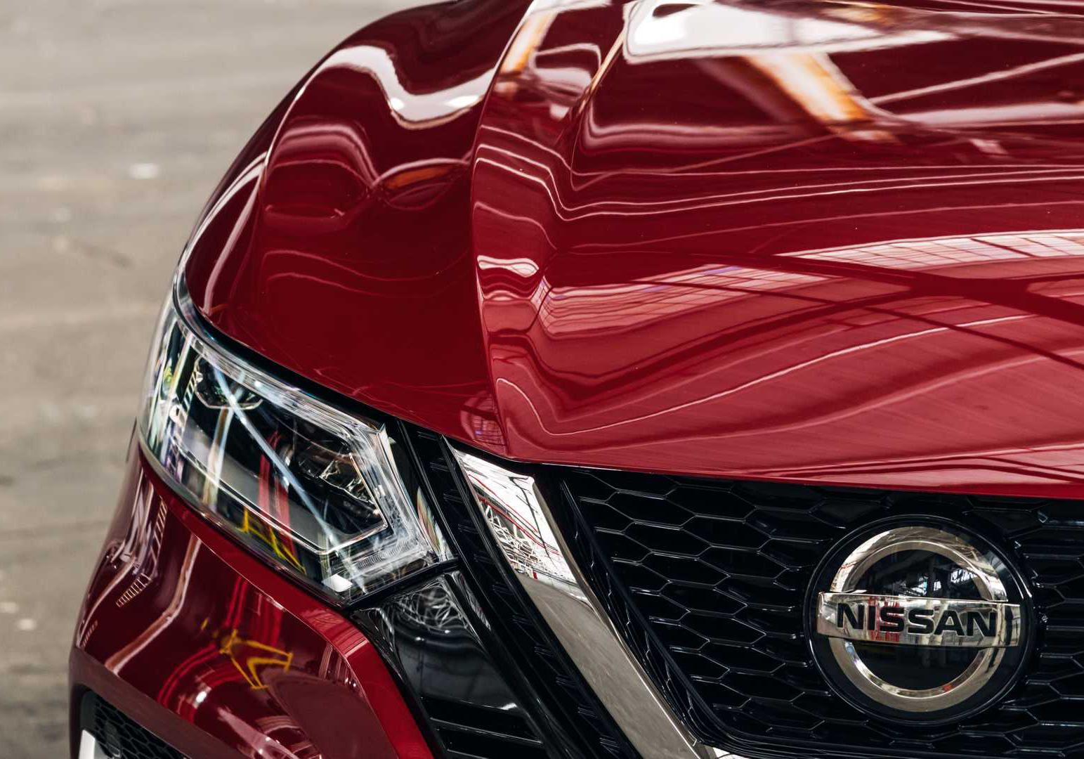 نمایشگاه شیکاگو ۲۰۱۹   خودروی جدید نیسان، Rouge Sport با ظاهری بروزشده رونمایی شد +تصاویر