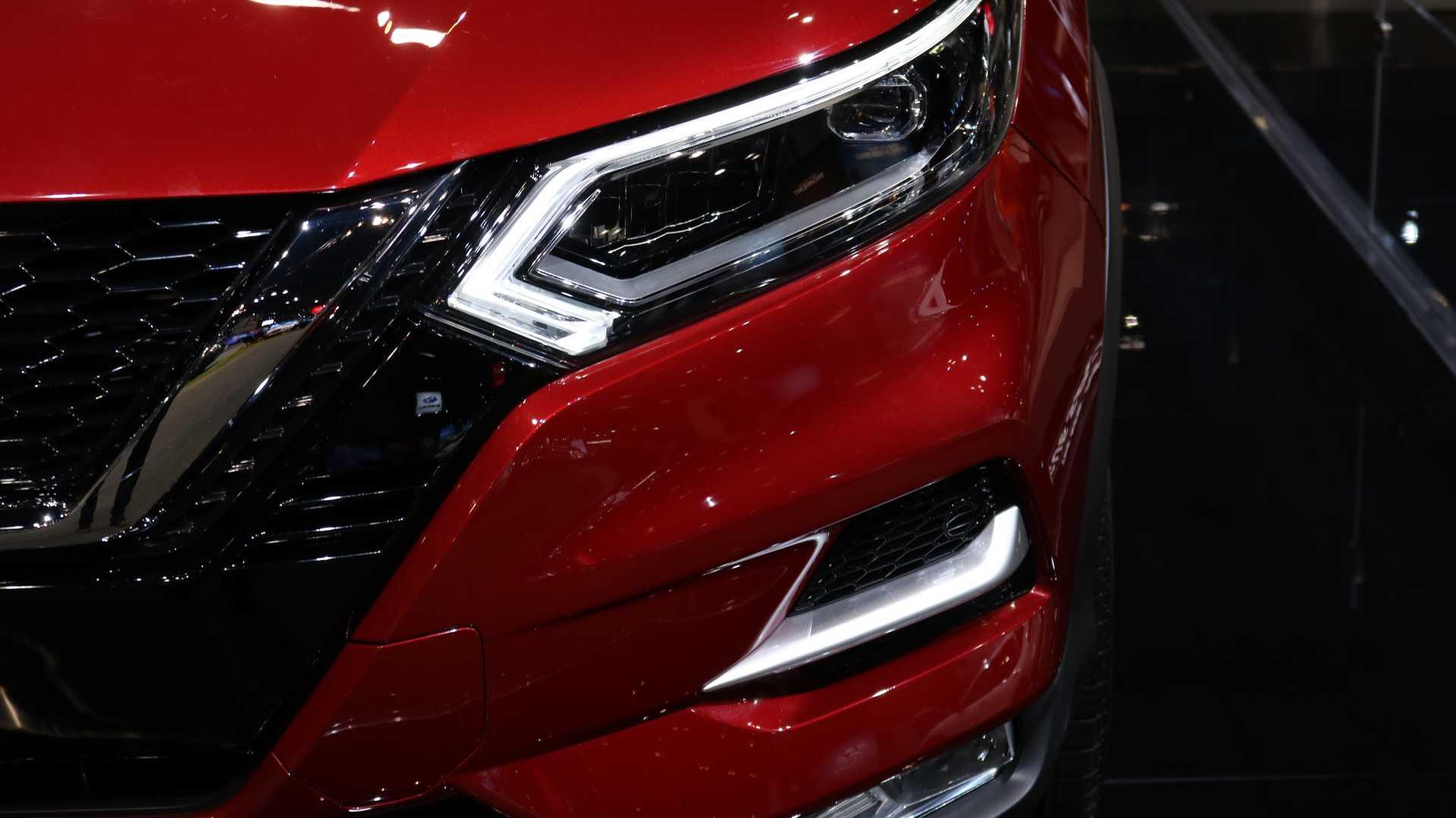 نمایشگاه خودرو شیکاگو ۲۰۱۹ | خودروی جدید نیسان، Rouge Sport با ظاهری بروزشده رونمایی شد +تصاویر