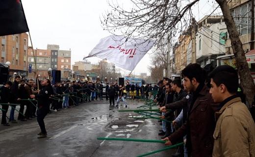 استان آذربایجان غربی به سوگ نشست