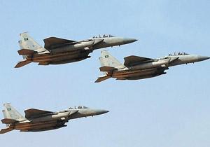 حملات متعدد جنگندههای متجاوز سعودی به صنعا