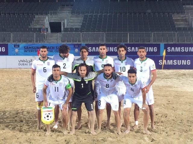آخرین مهلت اعلام لیست نهایی تیم ملی فوتبال ساحلی اعلام شد