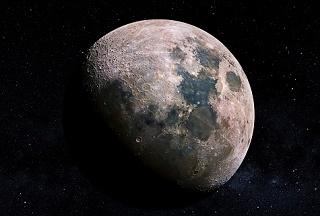 فرضیه جدید ناسا؛ آیا ماه از دل زمین به وجود آمده است؟!