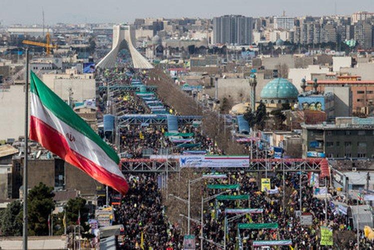 تمهیدات ترافیکی پایتخت در روز ۲۲ بهمن ۹۷ + فیلم