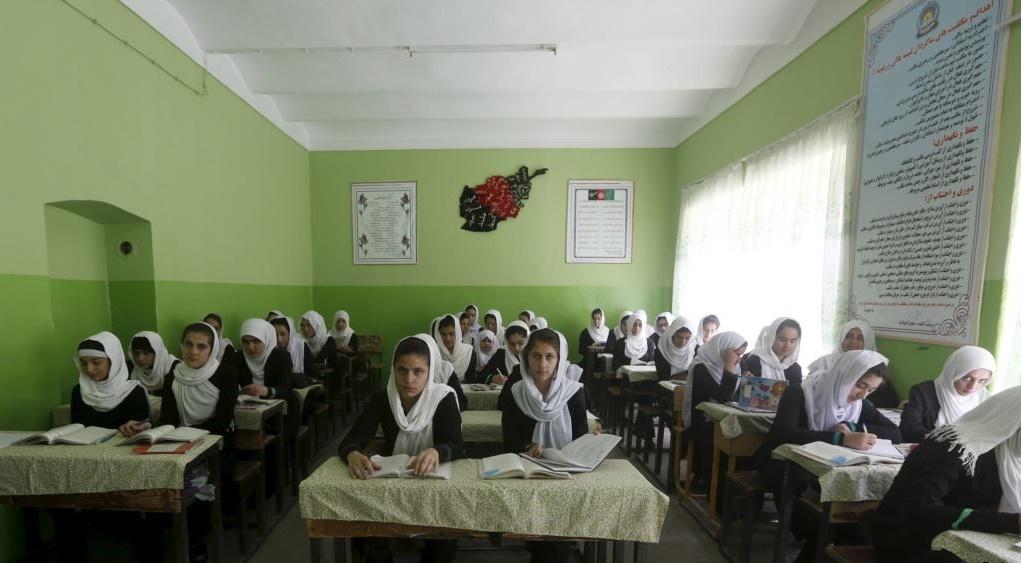 کار ساخت بیش از 2500 مکتب در افغانستان تا یک ماه دیگر آغاز می شود