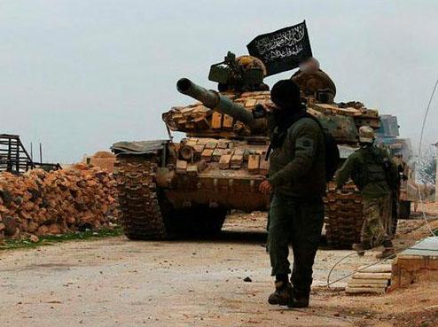 هستههای خاموش داعش هدف گروه زرهی ارتش سوریه