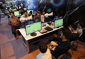برگزاری مسابقه بازی های رایانه ای در رشته PES در همدان