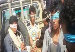 سعودیها مانند داعش با اُسرای یمنی رفتار میکنند