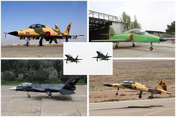 نظر جالب شهروندان تهرانی درباره توانایی ایران در ساخت جنگندههای پیشرفته + فیلم