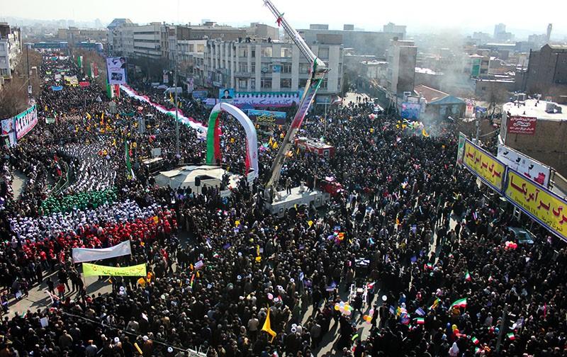 اعلام مسیرهای راهپیمایی ۲۲ بهمن ۹۷ در استان آذربایجان شرقی