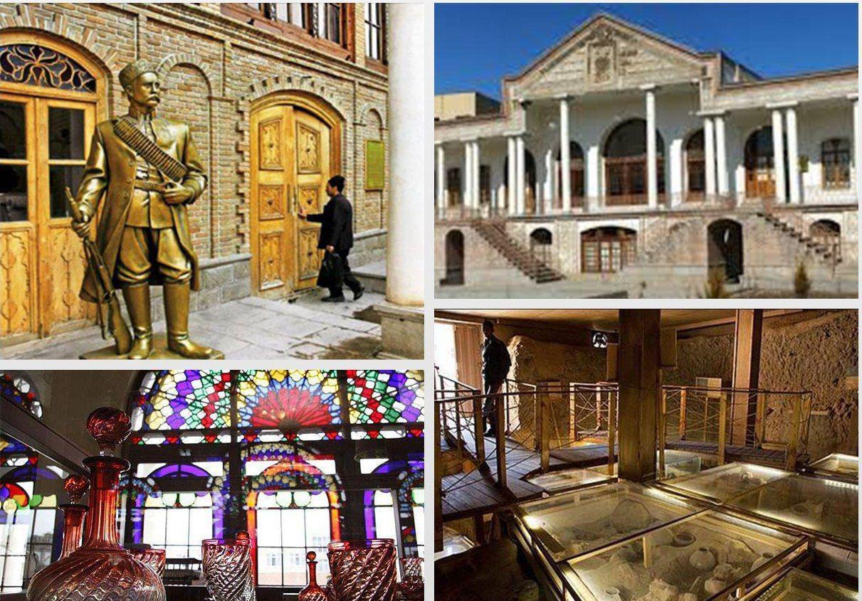 تعطیلی موزهها و اماکن تاریخی تحت پوشش آذربایجان شرقی در روز ۲۲ بهمن