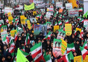اقتدار و صلابت ایران برای جهانیان به تصویر کشیده میشود