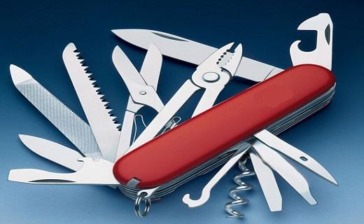 خرید چاقوی سفری چند کاره چقدر هزینه دارد؟