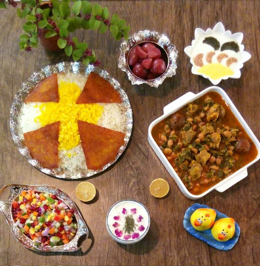 درمان بواسیر با ((خورش تره کردی))/ با مصرف این غذای محلی جوانی و شادابی را تجربه کنید