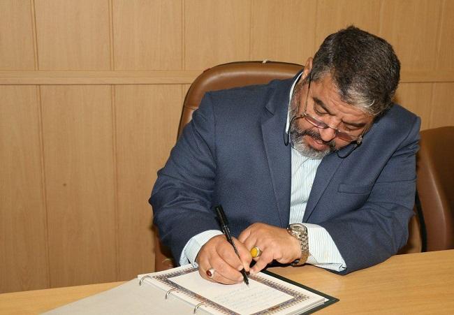 پیام تبریک رئیس سازمان پدافند غیر عامل کشور به مناسبت سالروز پیروزی انقلاب اسلامی