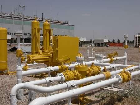 پروژه گازرسانی دربخش شهداد