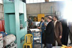 افتتاح ۶ طرح عمرانی خدماتی صنعتی در اسلام آبادغرب