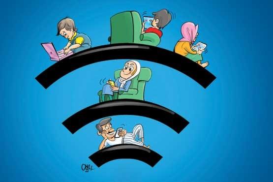 فضای مجازی زمینه بروز ناهنجاری در نوجوانان بدون نظارت والدین