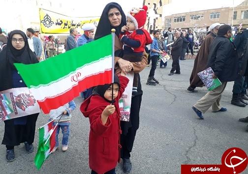 جشن  چهل سالگی انقلاب اسلامی تا لحظاتی دیگر