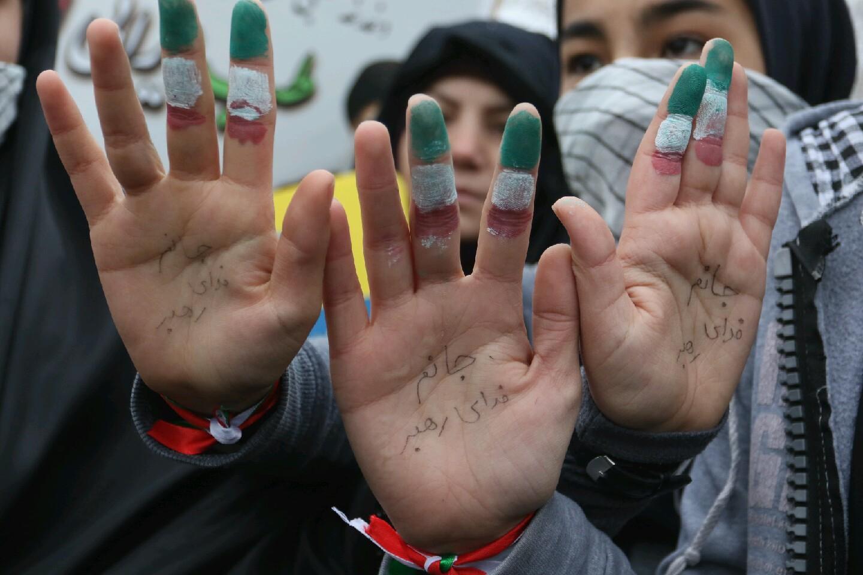 راهپیمایی ۲۲ بهمن ۹۷ در مشهد