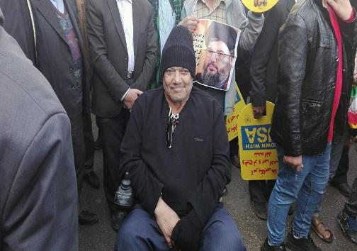 تجمع جمع کثیری از مردم در مبدا راهپیمایی ۲۲ بهمن ۹۷ در آبادان