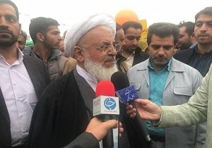 انقلاب اسلامی برخاسته از قلب  و دل مردم است