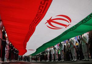 بازتاب راهپیمایی ۲۲ بهمن ۹۷| شینهوا: ایرانیها در چهل سالگی انقلاب اسلامی شعارهای ضدآمریکایی و ضداسرائیلی سر دادند