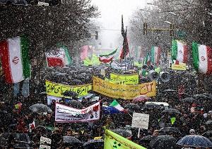 عکس و حاشیههای راهپیمایی ۲۲ بهمن ۹۷ در استان اردبیل+ تصاویر