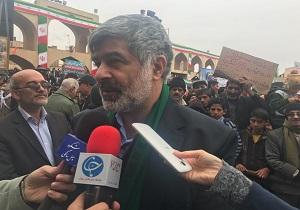 تهدید ها و تحریم ها تاثیری در  همبستگی ملت ایران نداشت