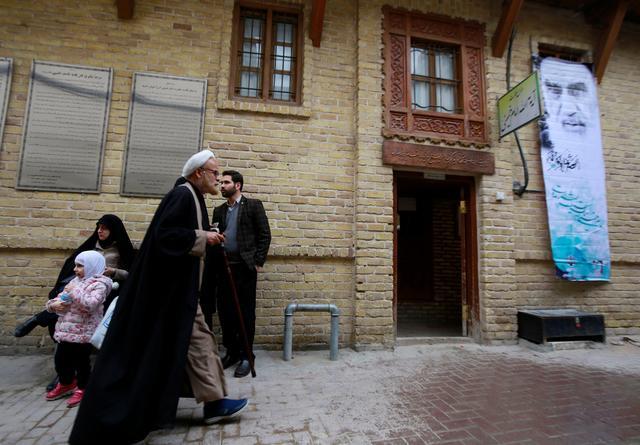 گزارش خبرگزاری رویترز در خصوص محل سکونت امام خمینی در نجف اشرف+ تصاویر