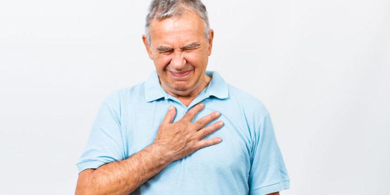 تنگی نفس؛ علل، علائم و درمان