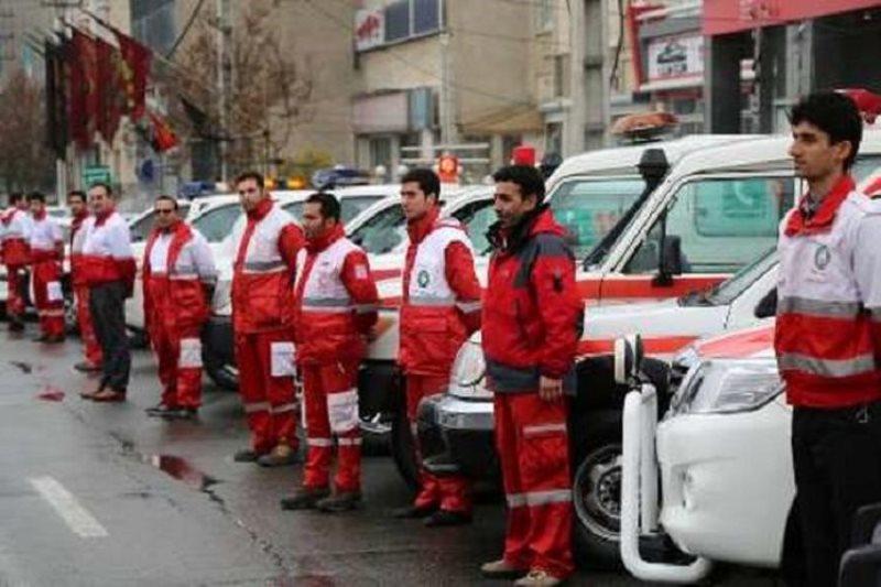 مراجعه بیش از ۱۳ هزار نفر در روز راهپیمایی ۲۲ بهمن