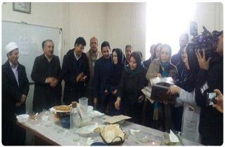 برگزاری جشنواره آشپزی به مناسبت گرامیداشت ۲۲ بهمن ۹۷
