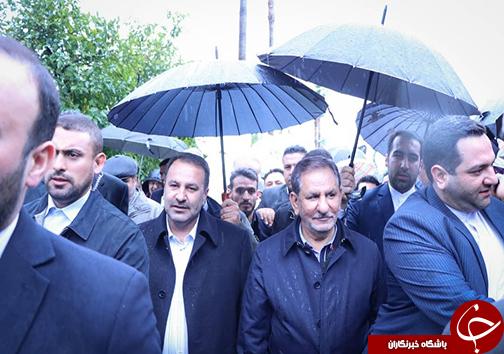 حضور مسئولان استان فارس در تولد چهل سالگی انقلاب