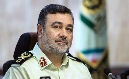 هیچ اتفاق امنیتی در تهران پیش نیامد