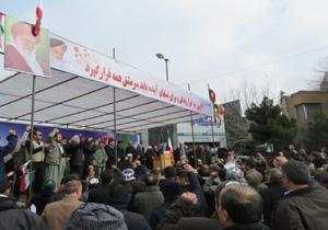 شکوه چهلم/ قدرت و اقتدار ایران لرزه بر اندام دشمنان انداخته است