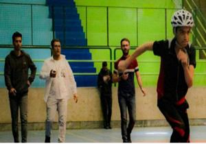 کسب مقام سوم مسابقات اسکیت توسط ورزشکاران مهابادی