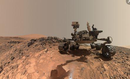 فیلم و تصاویر فوق العاده حیرتانگیز از سیاره مریخ