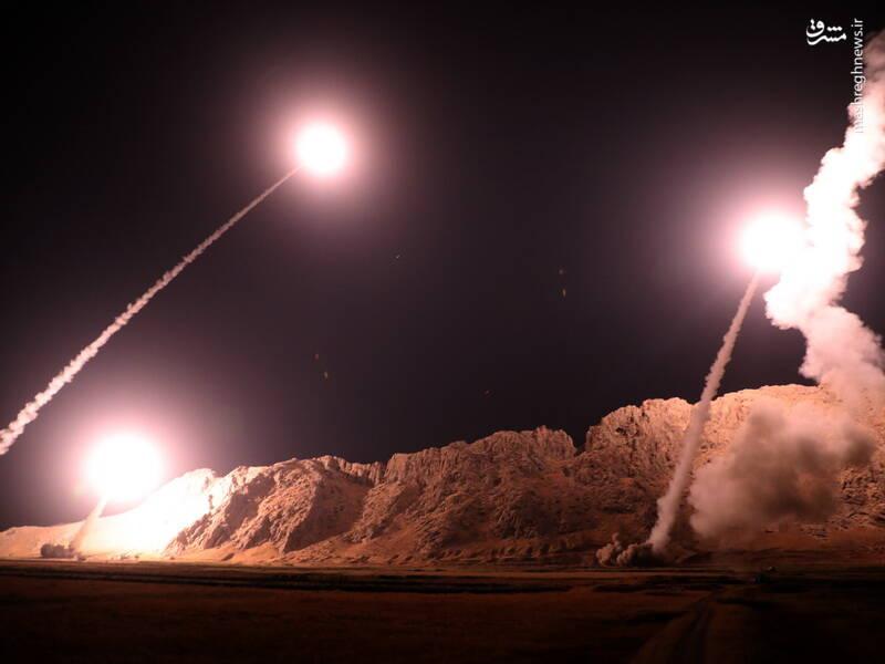 مهمترین ویژگی های  آخرین موشک میانبرد  / موشکهای نقطهزن ایرانی به اسرائیل رسیدند +عکس و نقشه