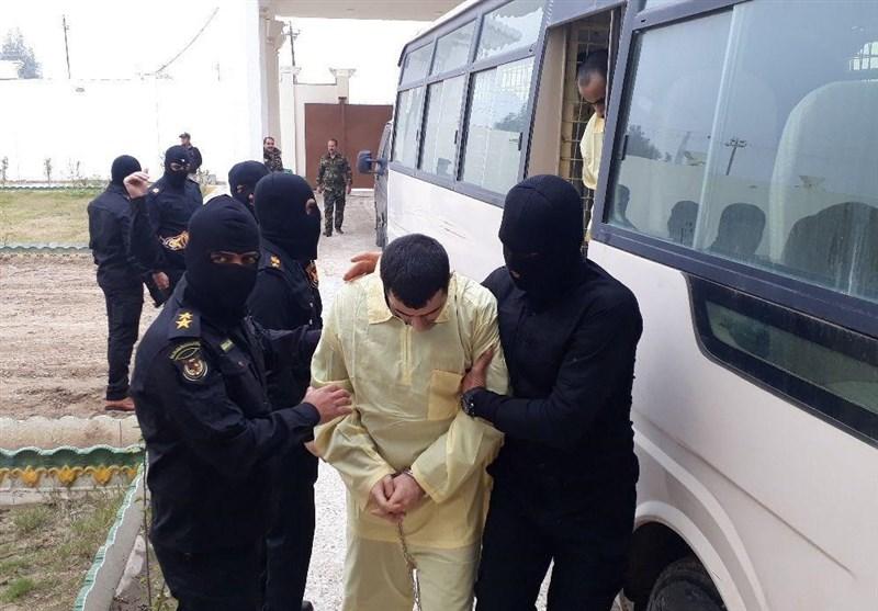 دستگیری عاملان حمله تروریستی به کلانتری ۱۳