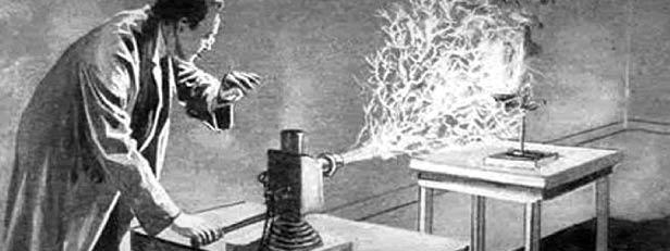 ۵ ایده عجیب «نیکولا تسلا» نابغه قرن بیستم و ادعای ارتباطش با فرازمینیها!