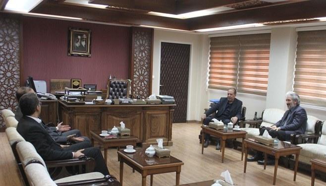 برگزاری اجلاس روسای دانشگاههای ترکیه به میزبانی دانشگاه تبریز