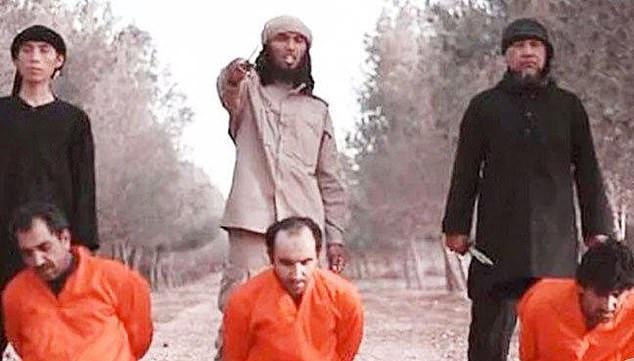 هلاکت جلاد خارجی داعش در عملیات ماه گذشته دیرالزور+تصاویر