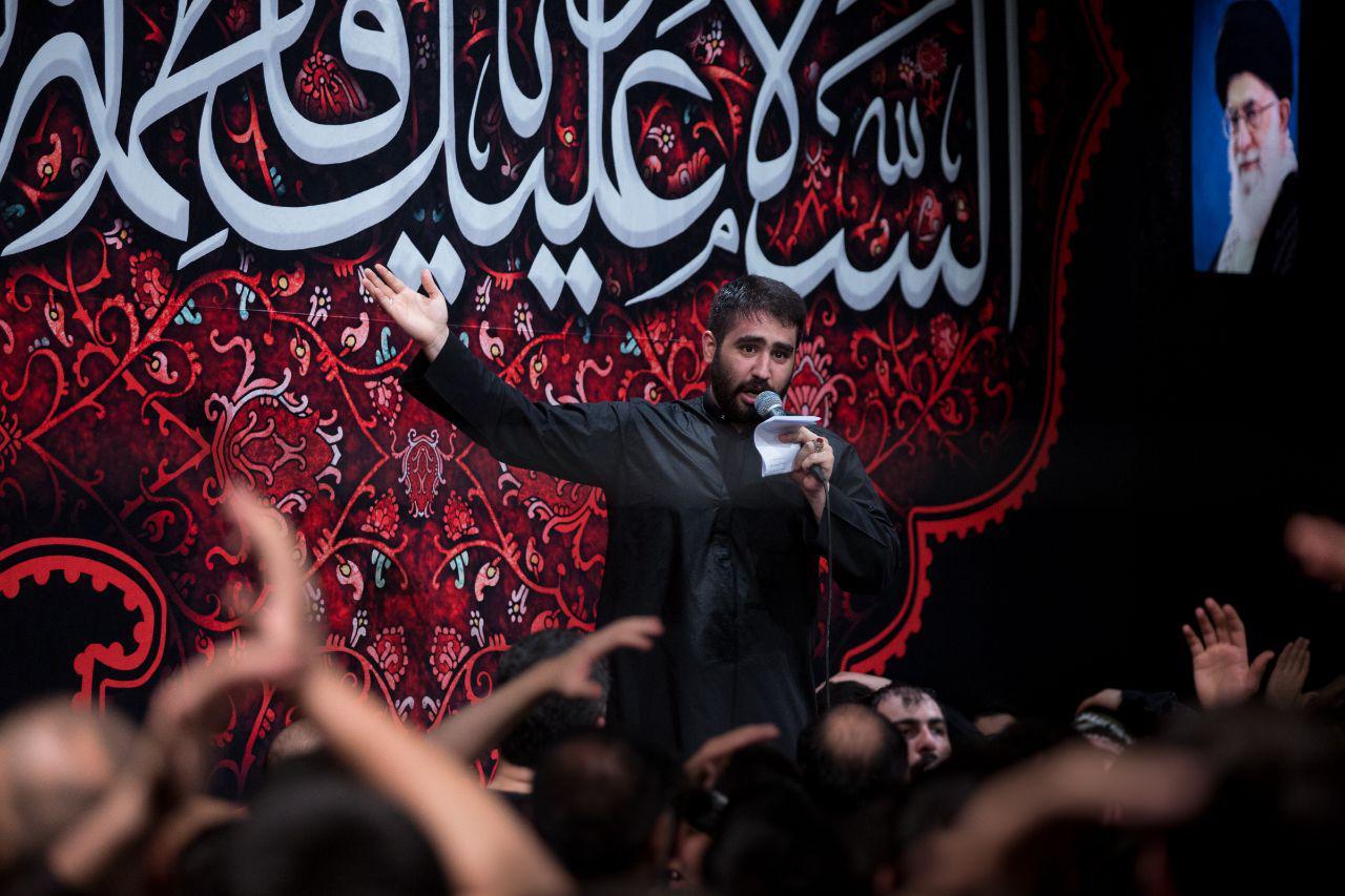 مداحی صلّو علیک ملیک السما  با نوای حسین طاهری
