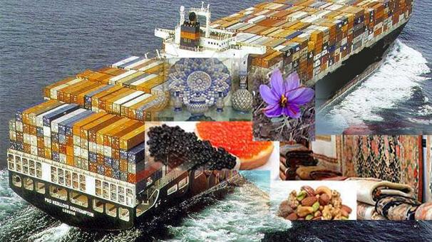 صادرات کالاهای غیر نفتی ۵.۱ درصد افزایش یافت /کاهش ۱۲.۶ درصدی واردات